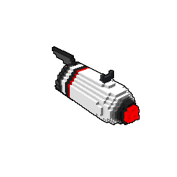 F4-S.T. Prototype Rocket (Trove – PC/Mac)