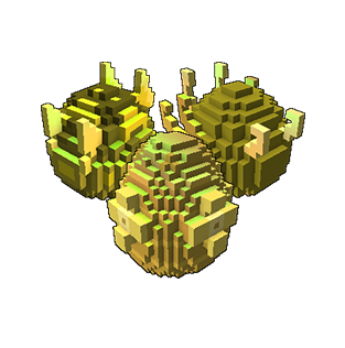 Golden Dragon eggs