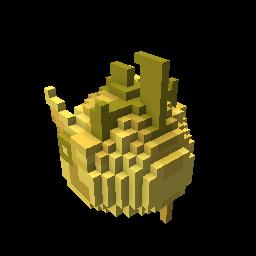 Golden Resistor Dragon Egg