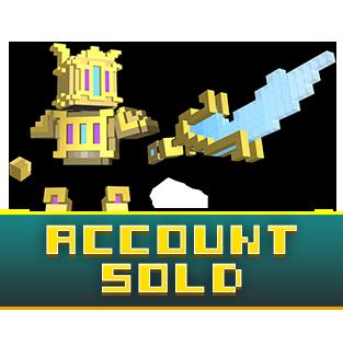 Trove Accounts Sold